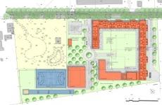 B-Plan Kinder-Campus im Vorentwurf gebilligt