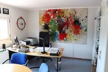 Neues Bürgermeister-Büro